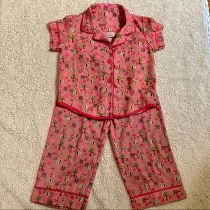 Beautiful Wellie Wishers Pajama Set (age 4)